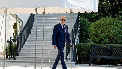 Biden to host Germany's Merkel at White House next Thursday -White House
