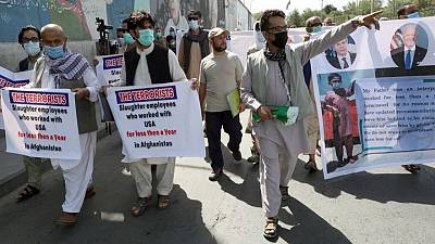 More in U.S. Congress back help for Afghan interpreters