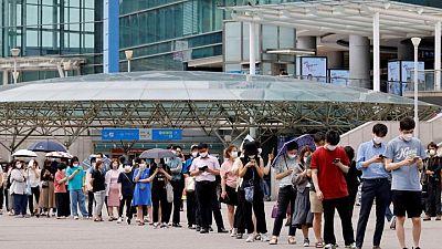 S.Korea reports third consecutive record high new COVID-19 cases -KDCA