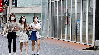 هيئة : كوريا الجنوبية تسجل أعلى مستوى من الاصابات اليومية بكوفيد-19