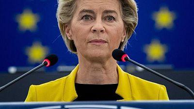 فون دير لاين: الاتحاد الأوروبي قدم جرعات تكفي لتطعيم 70% من البالغين