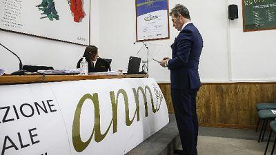 Presidente Anm, accusati di fare indebitamente politica