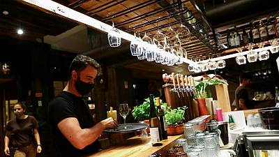 Stricter rules and absent tourists put Portugal's restaurants in tough spot
