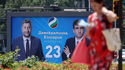 Bulgarians vote in second national election in 3 months amid anger over graft