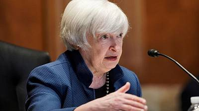 Cambio de impuestos de las multinacionales es poco probable sino hasta 2022: Yellen