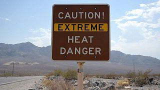 موجة شديدة الحرارة تجتاح الغرب الأمريكي