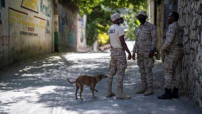 شرطة هايتي تعتقل شخصا يشتبه باشتراكه في اغتيال الرئيس