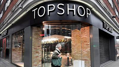 Britain's ASOS to sell Topshop apparel at Nordstrom stores in U.S. push