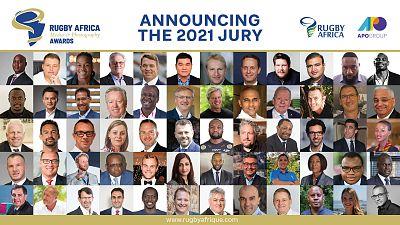 APO Group annonce un jury époustouflant pour le premier Prix des médias et de la photographie de Rugby Afrique
