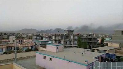 Los talibanes rodean la ciudad de Ghazni, en el centro de Afganistán -autoridades