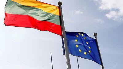 Lituania dice que Bielorrusia utiliza a los refugiados como arma