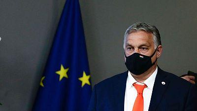 La UE podría retrasar la aprobación del plan de recuperación de Hungría