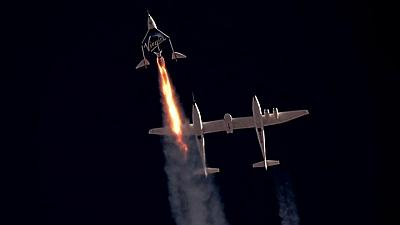 Virgin Galactic says may sell shares worth up to $500 million