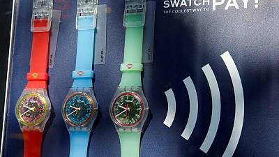 Swatch Group reports improving sales during first half of 2021 - AWP