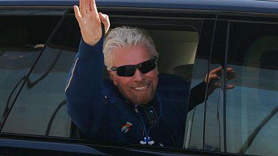 Billionaire Richard Branson buys stake in space tech fund Seraphim