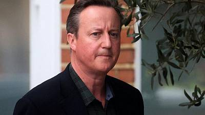 Greensill Capital paid David Cameron salary of over $1 million a year -FT