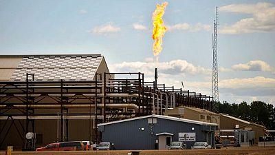 Oil rises on expectations of U.S. crude stocks falling