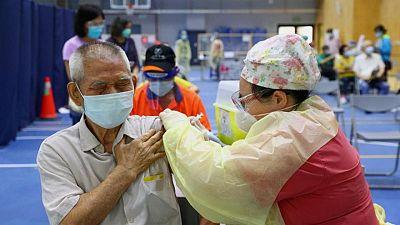 Japón proporcionará millones de dosis más de vacunas a Taiwán y a sus vecinos asiáticos