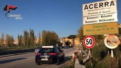 Provvedimenti della DDA notificati dai carabinieri in 7 province