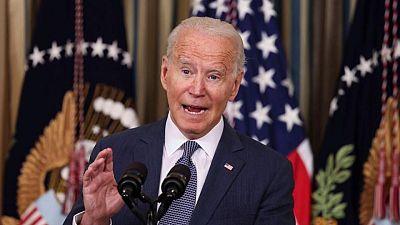 Biden to warn U.S. companies of risks of operating in Hong Kong - FT