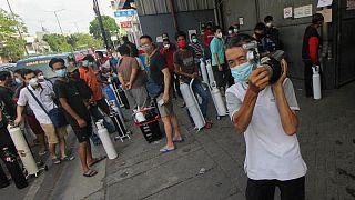 إندونيسيا تسجل زيادة قياسية في إصابات كورونا
