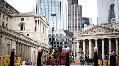 Bank of England keeps powder dry on crypto 'pockets of exuberance'