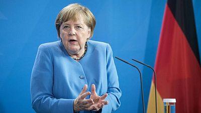 ميركل: ألمانيا لن تجعل التطعيم ضد كوفيد-19 إلزاميا