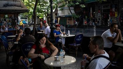 Greece to require vaccination or negative test at indoor restaurants