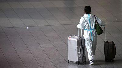 U.S. lowers travel advisory to Germany, Austria to 'exercise caution'
