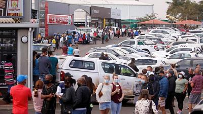 South Africa unrest hits farming, threatens food supply