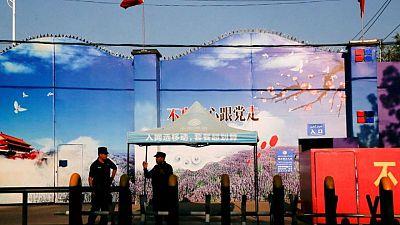 U.S. strengthens warnings of business risks in China's Xinjiang region
