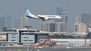 فلاي دبي الإماراتية تقلص طلبية لشراء طائرات بوينج 737 ماكس