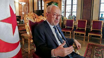 مستشار: إصابة رئيس البرلمان التونسي راشد الغنوشي بفيروس كورونا