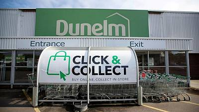 UK's Dunelm expects higher profit on strong demand