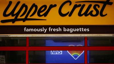 Upper Crust owner SSP Group CEO to step down at 2021-end