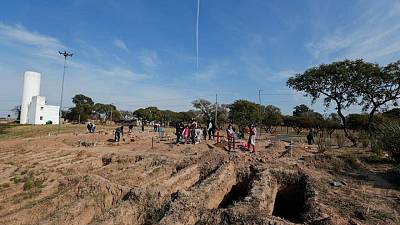 'We're drowning': Argentines struggle under COVID-19 as death toll nears 100,000