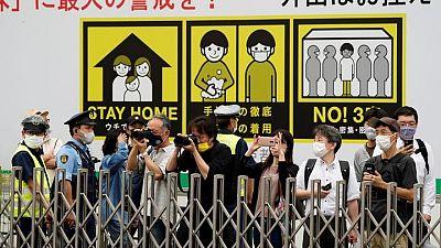 Tokio registra el mayor número de casos diarios de COVID-19 en seis meses