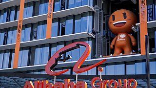 Alibaba's quarterly revenue jumps 34%