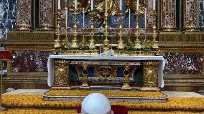 'Non dimentichiamoci di pregare per i malati'