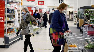 UK supermarket Sainsbury's to encourage masks in stores after July 19