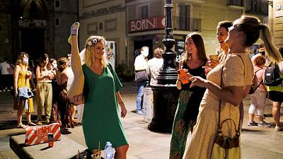 Spain's Catalonia to impose curfew as coronavirus infections keep rising