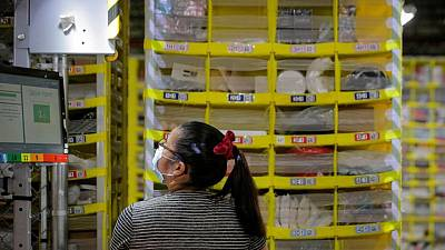 Amazon urges end to New York lawsuit over COVID-19 standards at warehouses