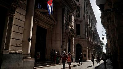 White House may ease ban on remittances as part of Cuba review -sources