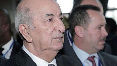 الرئيس الجزائري يعفو عن 101 من أعضاء حركة الاحتجاج المحبوسين