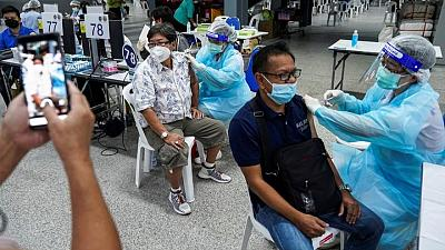 Thailand says AstraZeneca asked to delay delivery of 61 million vaccine doses