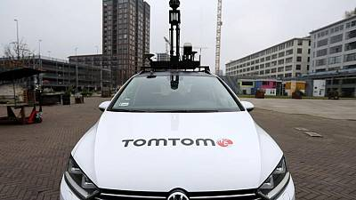 TomTom cuts 2021 outlook as chip shortage threatens auto revenues