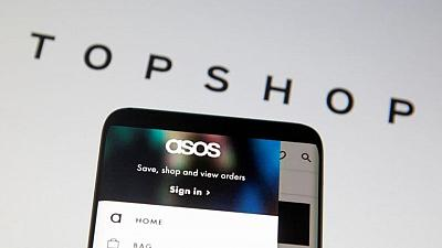 ASOS sees sales growth slow on COVID-19 uncertainty