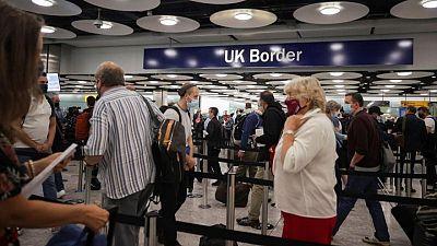 Reino Unido incluye las Baleares en la lista ámbar de viajes
