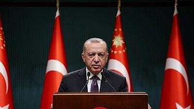 أردوغان يقيل رئيس جامعة أثار قرار تعيينه احتجاجات في مطلع العام