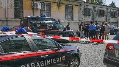 L'uomo, di 50 anni, è stato arrestato dai Carabinieri